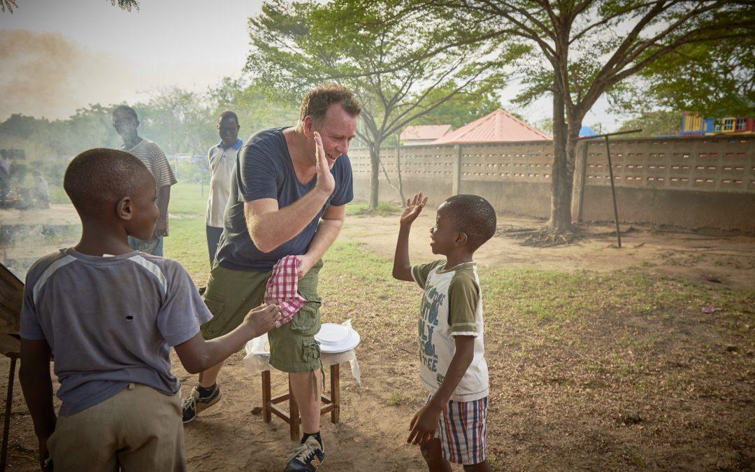 'Kinderen moeten kunnen opgroeien als kinderen' – Sterrenkok Ron Blaauw